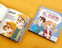 ABC Economy - illustrated book