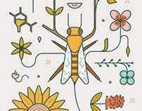 Le futur des abeilles