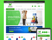 Web Design Daryza