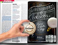 Anúncio Debron Bier -Revista Mensch