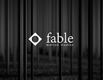 Fable Studios Teaser Reel
