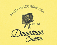 Downtown Cinema Logo ID