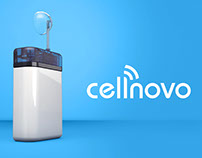 Cellnovo 3D Product Renders
