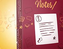 Chamex Notes | Presentation