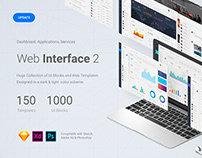 Web Interface 2