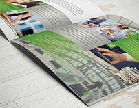 Light Business Square Brochure