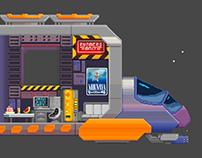 Pixel Art - Game Design