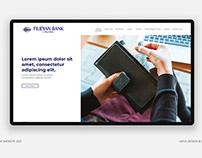 Filidian Bank Website | UI/UX Design & Development