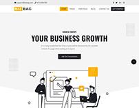 BizBag - Multipurpose Business Startup HTML Template