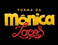 Logo Turma da Mônica - Laços O Filme
