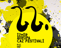 22. İzmir Caz Fest. Kampanya