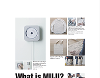 MUJI - What is MUJI? Exhibition Leaflet