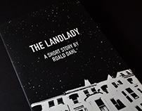 'The Landlady' Book Design