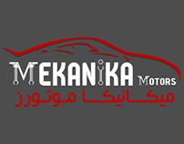 Mekanika Motors Brand