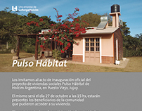 E-Card Pulso Hábitat - Holcim (Argentina) S.A.