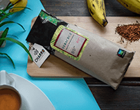 CHARRO COFFEE: PACKAGE DESIGN & PHOTOGRAPHY