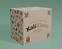 Kaliklean - Eco-friendly cleaning box/kit