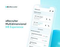 eRecruiter - Multidimensional HR experience