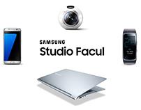 Samsung Studio Facul