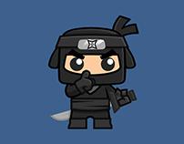 Samurai Ninja for NinjazNation