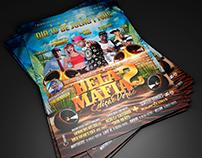 Flyer e Banner-Post | Bela Máfia Fest (Aquecimento II)