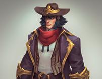 western dude