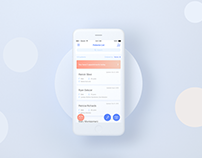 MedClipper App Design