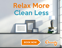Cleanify: Banner Ads