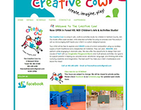 Art Studio Website
