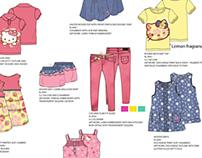 SS'13 - Hello Kitty Kids Wear