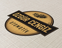 Özgür Cengiz Otomotiv Corporate Identity