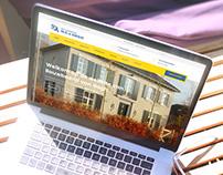 Website Bouwbedrijf van Gogh