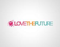 LOVETHEFUTURE CIC - Visual identity