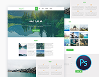 Travel - Landing Page | Free Download