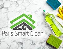 Paris Smart Clean - Site vitrine