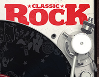 Classic Rock: The Vinyl Issue