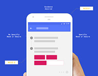 Mobile App Onboarding | Design Framework | Case Study