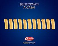 #Calcio Barilla / social media campaign