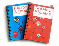 Graphic Flowers, Picto & Toys