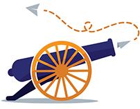 Letter Cannon