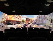 Multi Screen Studio