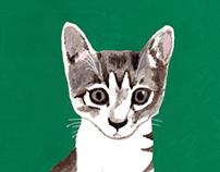 "Cat ""Katsuwo""."