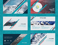 Geo Free Powerpoint Template - 30 Slides