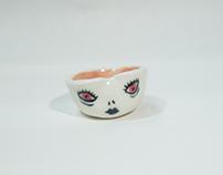 Mini Face Bowl