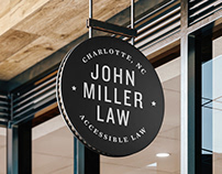 Miller Law Brand Identity & Website