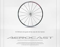 Shimano Aerocast