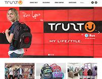 Truzt - Sitio web