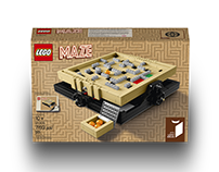 The LEGO Ideas MAZE