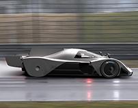 2030 Pagani Ganador LMP1- Michelin Challenge Design