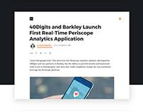 40Digits Website Design